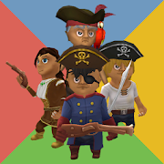 Pirates party: 2 3 4 players