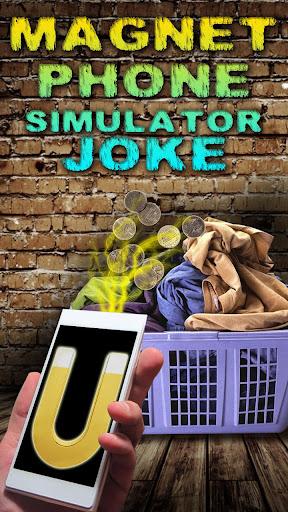磁铁手机模拟器笑话