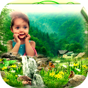 Beautiful Nature Photo Frame icon