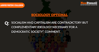 Sociology Answer Writing Challenge - Question Set 10