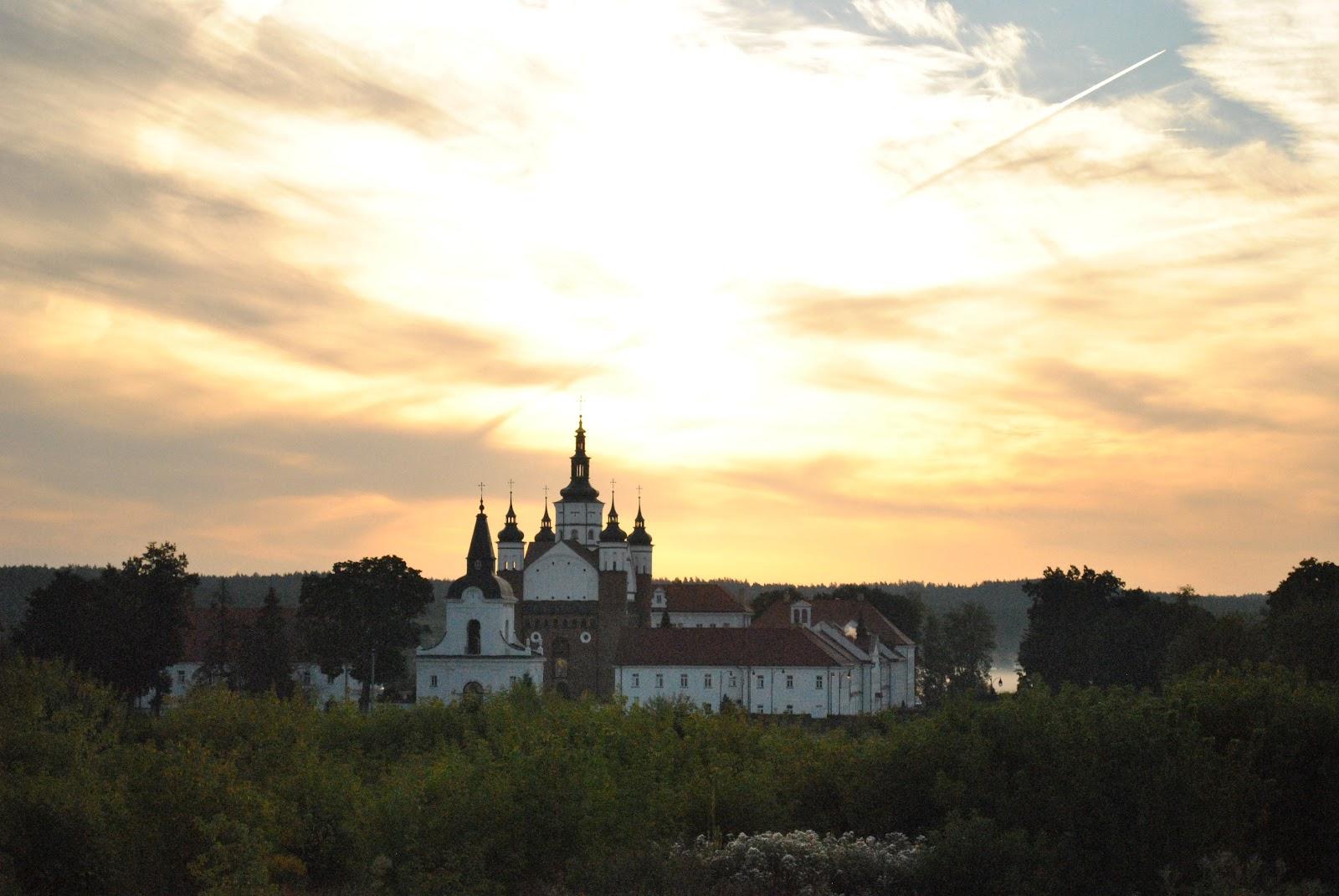 Монастир у Супраслі, де отець Софроній відчув покликання до чернечого життя