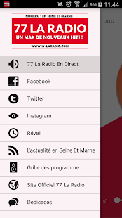 77 la radio - náhled