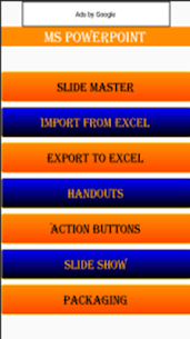 Learn MS Office (Word, Excel, P.Point) Full Course 4