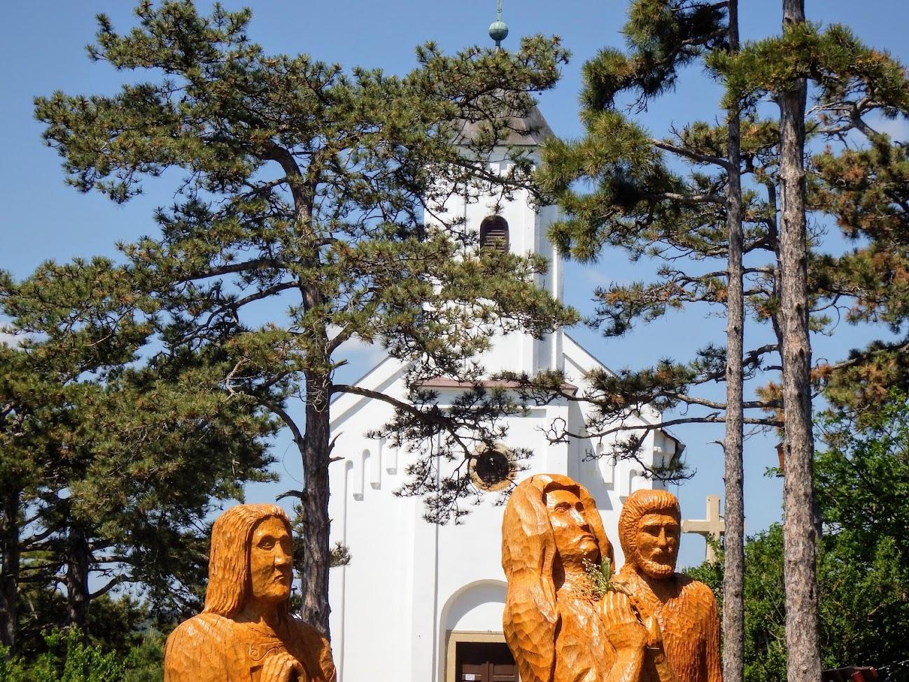 Vonyarcvashegy - Szent Mihály kápolna