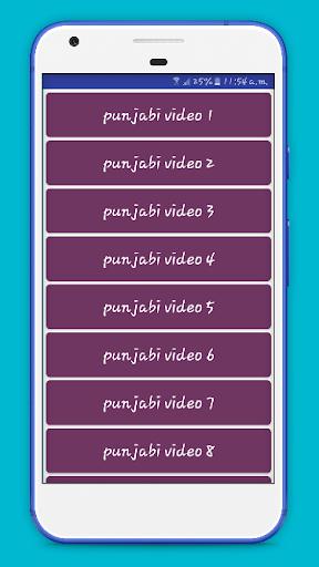 Punjabi Video Songs Status (Lyrical Videos) 2018 1.7 screenshots 2
