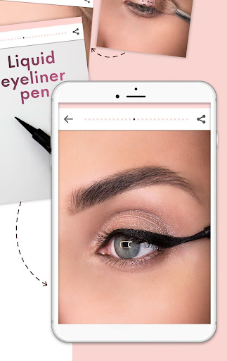 Makeup Tutorial step by step 1.3 Screenshots 5