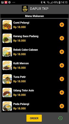 Dapur TKP screenshot 5