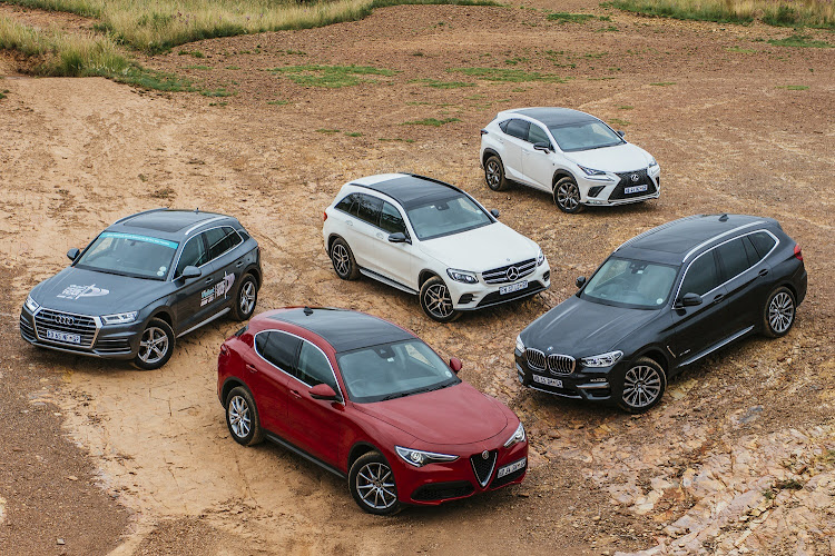 Battle Of The Premium Suvs We Test Drive 5 Of The Best