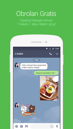 LINE: Free Calls & Messages  screenshots 1