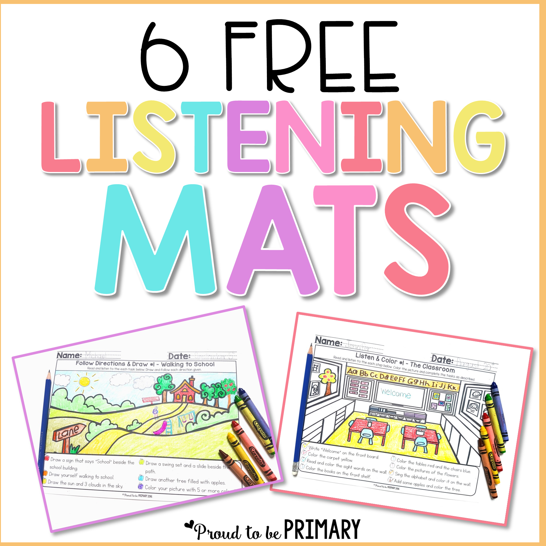 7 Listening Activities to Get Your Students Attentive & Ready to