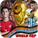 Football World Cup FIFA⚽: Football Photo Frames for PC-Windows 7,8,10 and Mac
