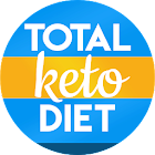 Total Keto Diet: Low Carb Meals & Macro Tracker icon
