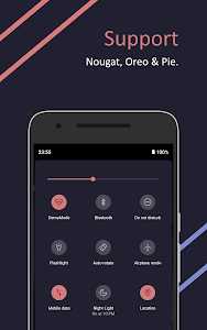 Ethereal for Substratum • Nougat, Oreo, Pie 21.2 (Patched)