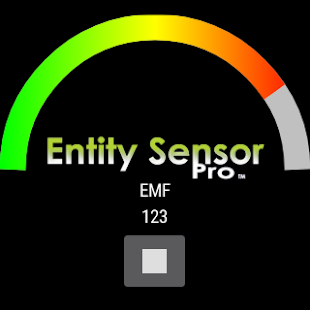 Entity Sensor Pro-EMF Detector- screenshot thumbnail