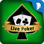 ポーカーライブ icon