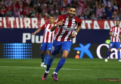 Spanje sloot het weekend af met Atletico Madrid-Celta de Vigo