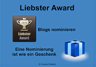 Photo: Blogeintrag Liebster Award
