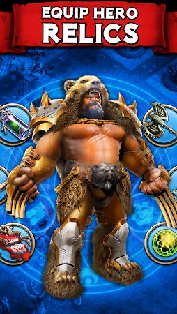 Heroes of War: Orcs vs Knights 1.2.4 screenshot 30491