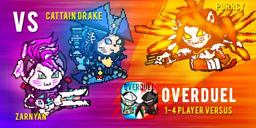 OVERDUEL : Cat Heroes Arena - Watch Over Duel game  screenshots 2
