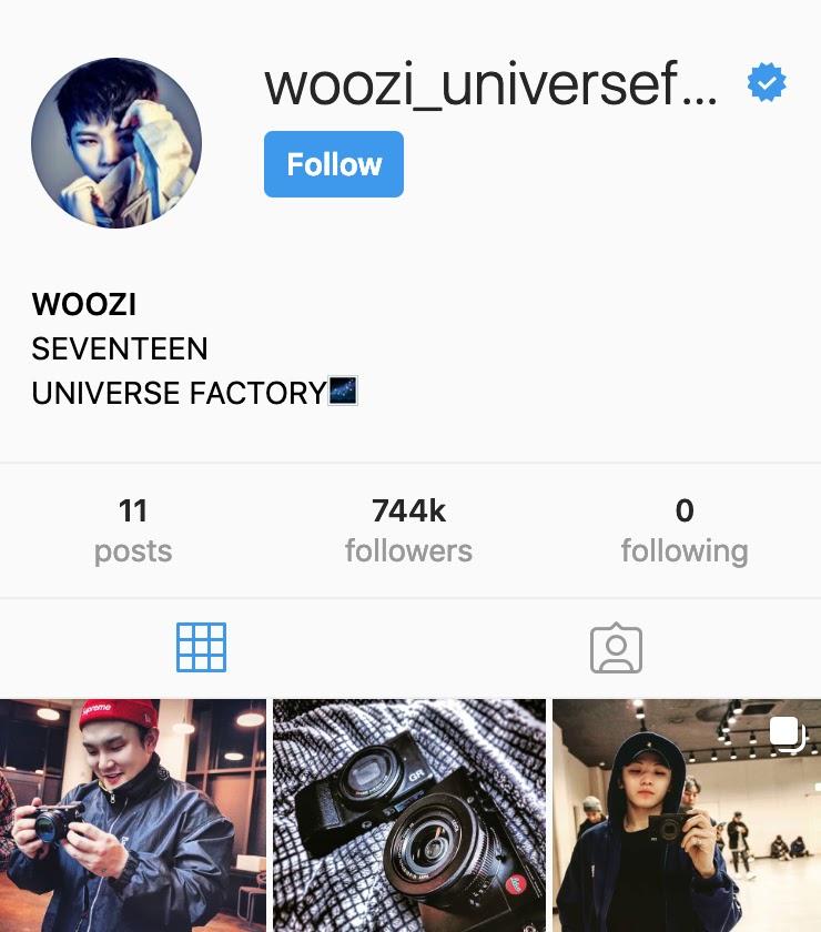 seventeen woozi instagram 7