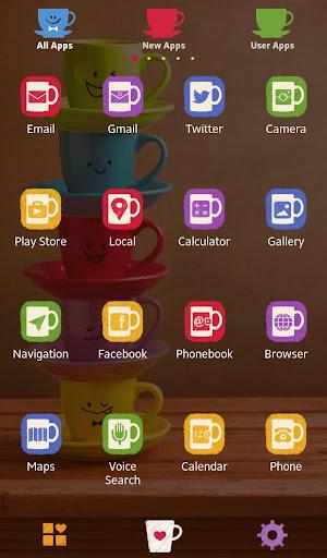 Rainbow Mugs Theme 1.0.0 Windows u7528 3