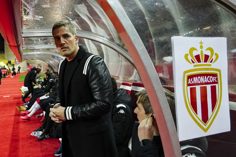 Officiel : Robert Moreno n'est plus entraîneur de Monaco