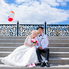 Wedding photographer Kayyrzhan Sagyndykov (Kair). Photo of 13.02.2017