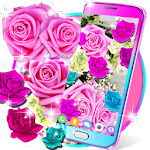 Best rose live wallpaper 2018 Icon