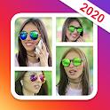 PIP Collage Maker funimate Photo Editor icon