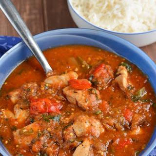 Mediterranean Chicken Casserole Recipe