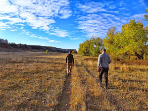 Photo: Friday morning hike to Neat Coulee