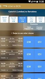 British Airways Screenshot 6
