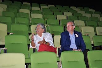 Photo: Statler und Waldorf @ CORP 2015 (Ismael Fernandez Mejia, Manfred Schrenk)