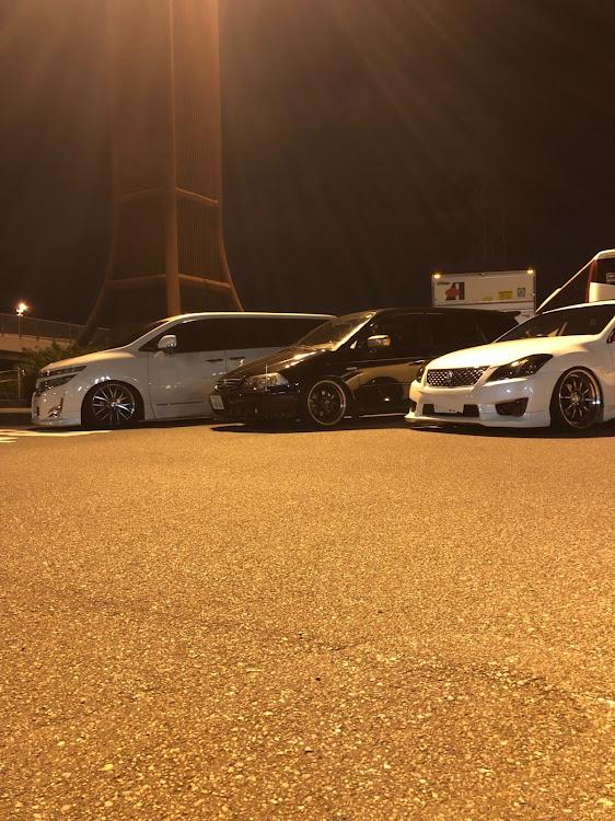 オデッセイ RA6のKUZU family,達祭,タイヤに関するカスタム&メンテナンスの投稿画像1枚目