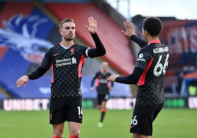 Materiaalman Liverpool gehuldigd om pensioen