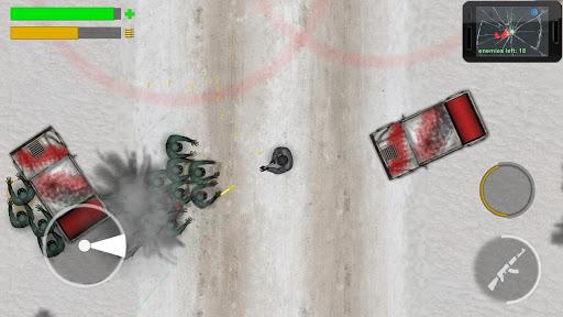 MAD Race Zombie Shooter screenshots 3