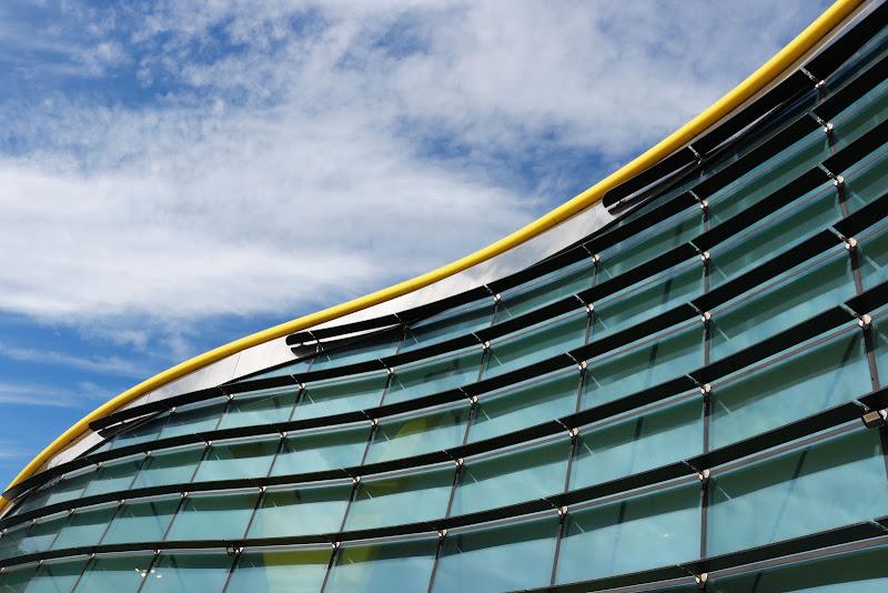 Glass ceiling di Cristina Di Falco