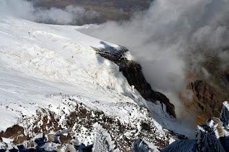 Photo: Abich II Glacier in Ahora Gorge