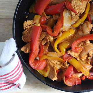 Make Ahead Freezer Chicken Fajitas Recipe