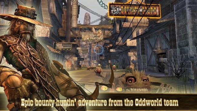 Oddworld Strangers Wrath Apk