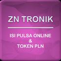 ZN TRONIK ISI PULSA ONLINE icon