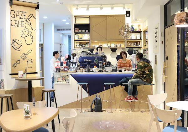 眼鏡行+咖啡廳=凝視咖啡,美女工程師的咖啡夢