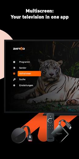 Zattoo - TV Streaming App  screenshots 6