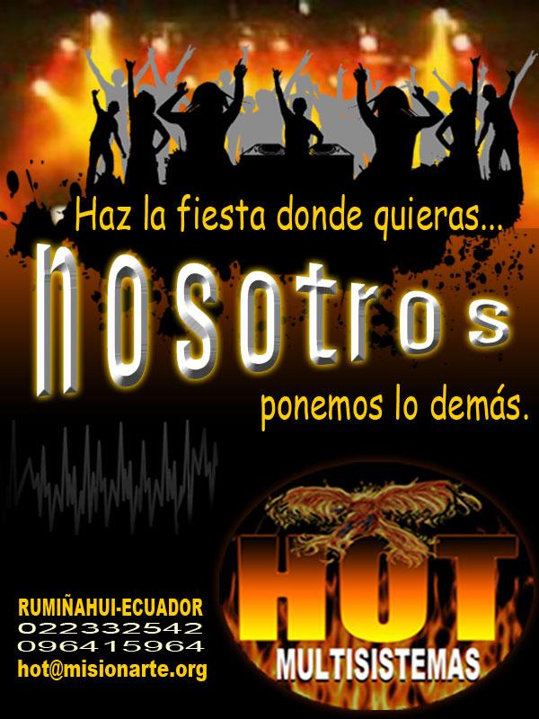 Hot Multisistemas