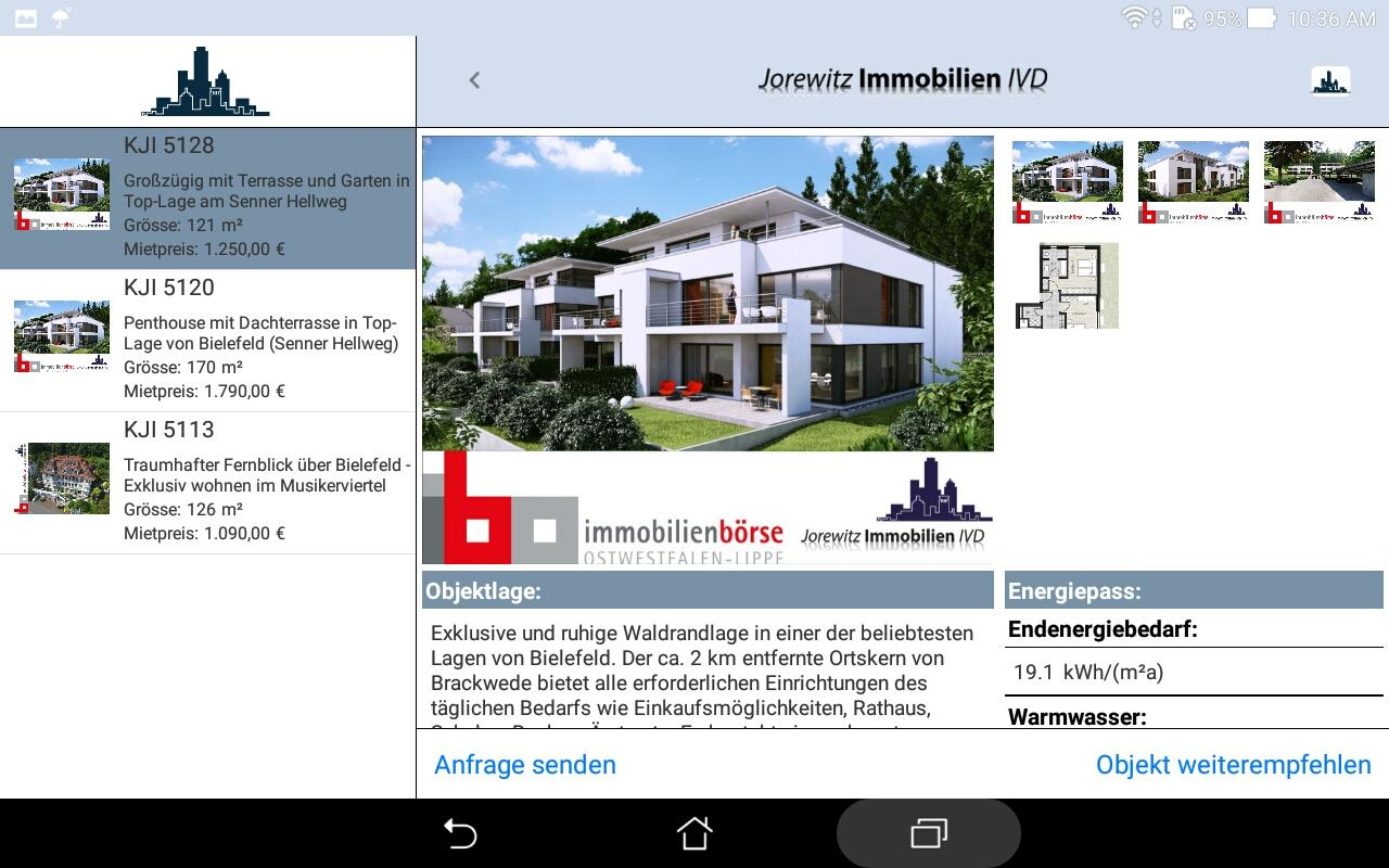 Jorewitz Immobilien IVD- screenshot