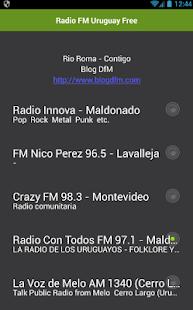Rádio FM Uruguay zdarma - náhled