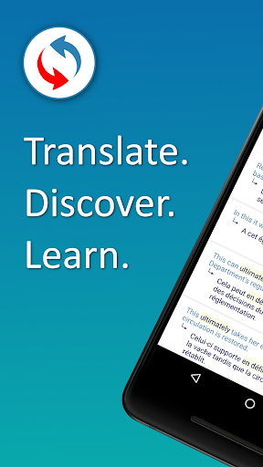 Reverso Translation Dictionary 8.9.7 screenshots 1
