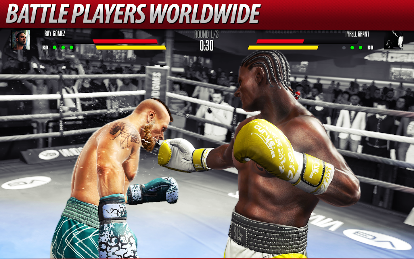 Real Boxing 2 CREED- screenshot