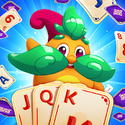 Gnomy Rummy - 2 player card games free