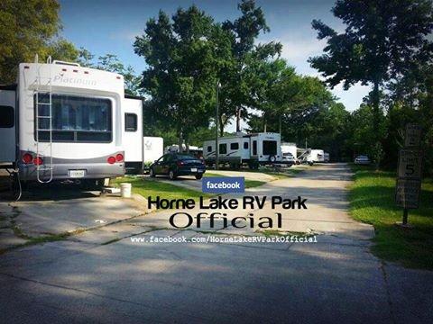Horne Lake RV Park